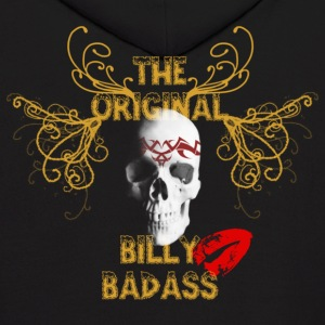 Black original billy badass Hoodies - Men's Hoodie