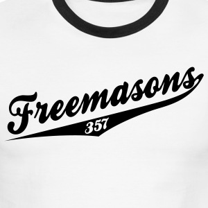 Freemasons 357 Team - Men's Ringer T-Shirt