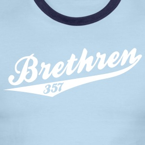 Brethren 357 Team - Men's Ringer T-Shirt