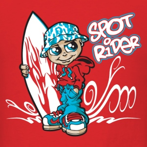 The spot rider T-Shirts - Men's T-Shirt