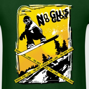 No guts no glory T-Shirts - Men's T-Shirt
