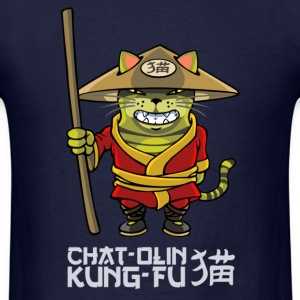 chat olin kung fu T-Shirts - Men's T-Shirt