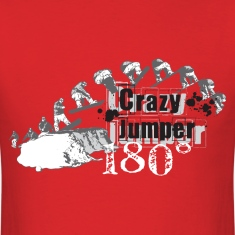 Crazy jumper T-Shirts