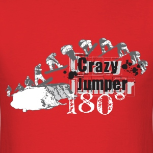 Crazy jumper T-Shirts - Men's T-Shirt