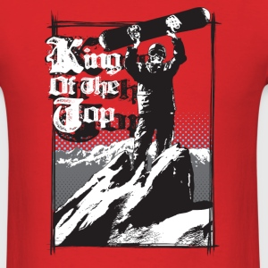 king of the top T-Shirts - Men's T-Shirt