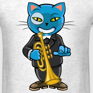 Cat zz T-Shirts - Men's T-Shirt