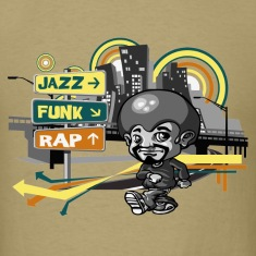 Funky Town T-Shirts
