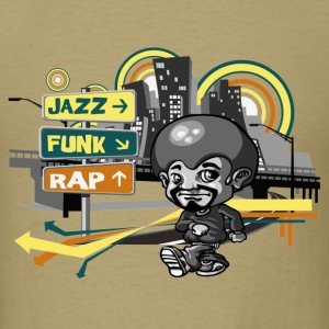 Funky Town T-shirts - T-shirt pour hommes