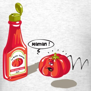 Ketchup tragedy T-Shirts - Men's T-Shirt