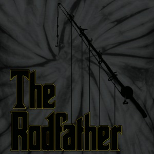dark fisherman rodfather T-Shirts - Unisex Tie Dye T-Shirt