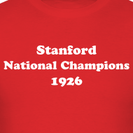 Design ~ National Champs 1926 - Men's