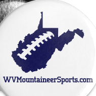 Design ~ WV Football Button 5 pack
