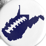 Design ~ WV Football Button 5Pack