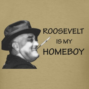 FDR Homeboy - Men's T-Shirt