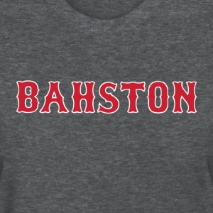 Bahston - Famous Boston Logo - Women's T-Shirt