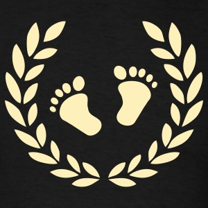 Black Baby feet T-Shirts - Men's T-Shirt