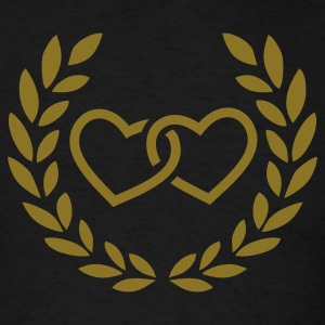 Black Hearts T-Shirts - Men's T-Shirt