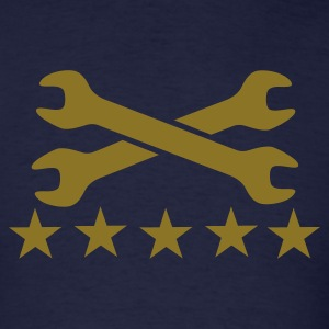 Navy spanner T-Shirts - Men's T-Shirt