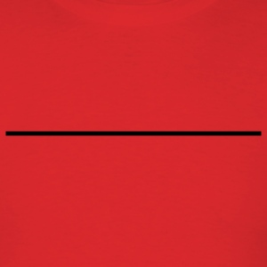Red Line T-Shirts - Men's T-Shirt