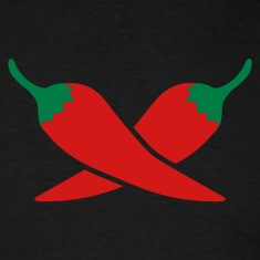 Black chili T-Shirts
