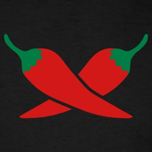 Black chili T-Shirts - Men's T-Shirt