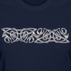 Celtic Art - Crimson 2 - Women's T-Shirt
