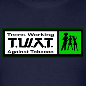 Design ~ Teens Working Against Tobacco