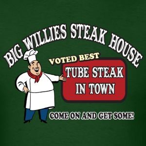 Tube Steak - Men's T-Shirt