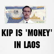 Design ~ Kip is Money in Laos