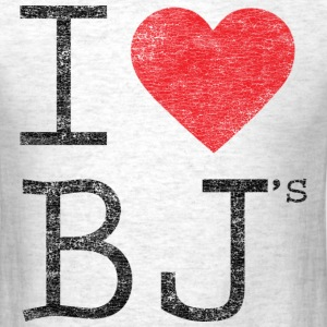 I Love B.J's - Men's T-Shirt