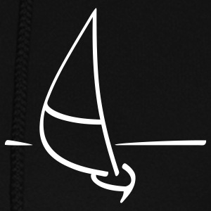 Black Sailboat Hoodies - Women's Hoodie