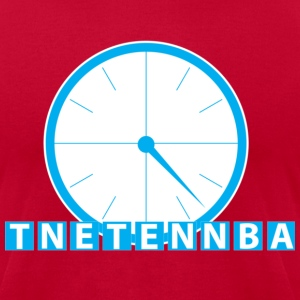 Light blue tnetennba T-Shirts - Men's T-Shirt by American Apparel
