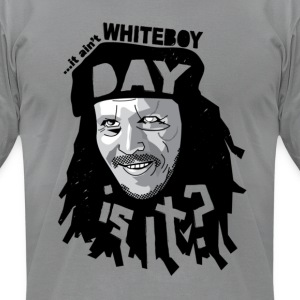 Whiteboy Day - Men's T-Shirt by American Apparel