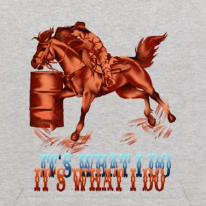 Barrel Racing_It's What I do... - Kids' Hoodie