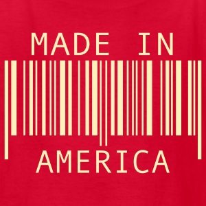 Made in America - Kids' T-Shirt