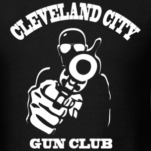 Cleveland City Gun Club - Men's T-Shirt