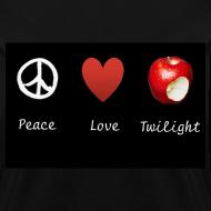 Design ~ Peace, Love, Twilight Tee
