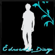 Design ~ Edward's Diary Decorative Tee