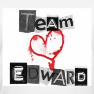Design ~ Team Edward Heart Tee
