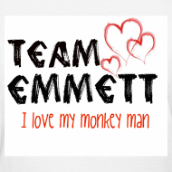 Design ~ Team Emmett Monkey Man Tee