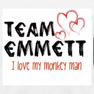 Design ~ Team Emmett Monkey Man Tee