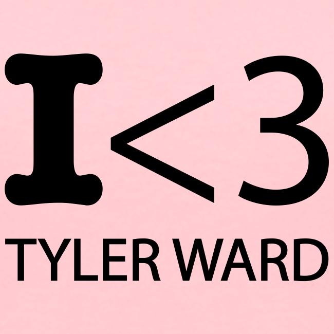 I Heart Tyler Ward