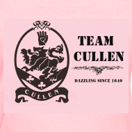 Design ~ Team Cullen Est. 1640 tee
