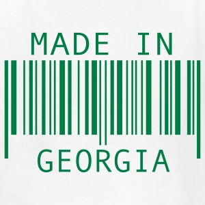 White Made in Georgia Kids' Shirts - Kids' T-Shirt