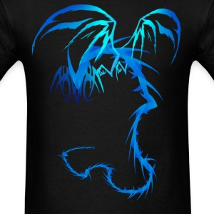 'Lectrik Dragon tattoo style - Men's T-Shirt