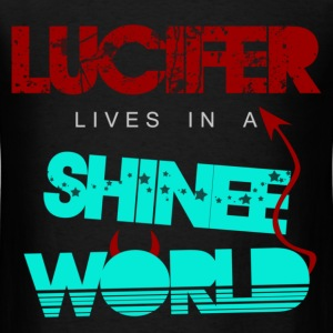 SHINee - Lucifer [Guys] - Men's T-Shirt