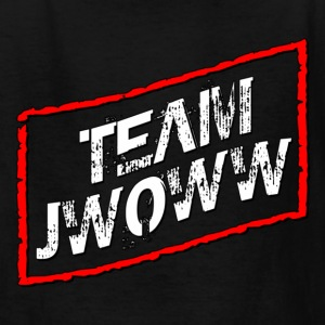 Black Team Jwoww Jersey Shore Kids' Shirts - Kids' T-Shirt