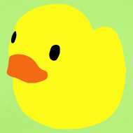 Design ~ duckie - green