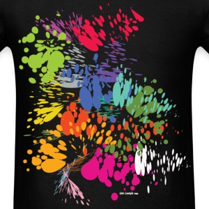 Splat - Men's T-Shirt