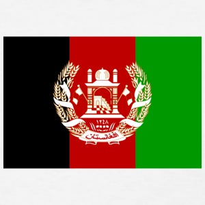 Kingdom of Afghanistan Flag - Women's T-Shirt